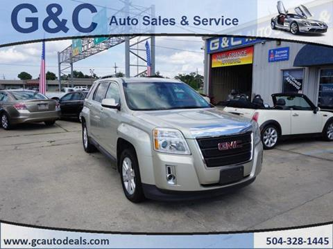 2013 GMC Terrain for sale in Marrero, LA