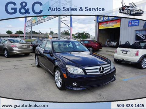 2010 Mercedes-Benz C-Class for sale in Marrero, LA