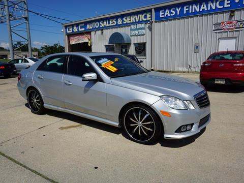 2010 Mercedes-Benz E-Class for sale in Marrero, LA