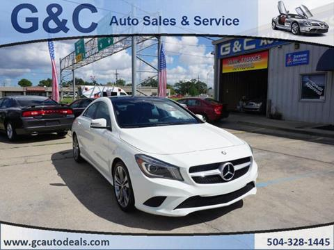 2014 Mercedes-Benz CLA for sale in Marrero, LA