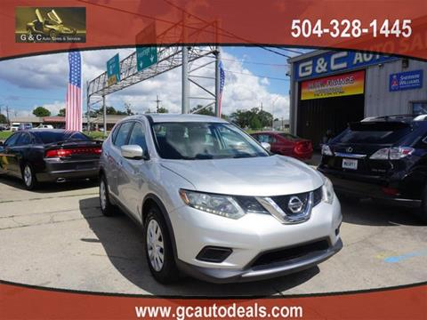 2014 Nissan Rogue for sale in Marrero, LA