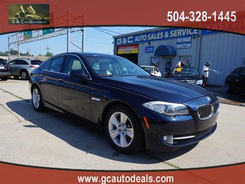 2011 BMW 5 Series for sale in Marrero, LA