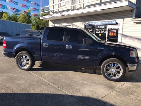 2005 Ford F-150 for sale in Houma, LA
