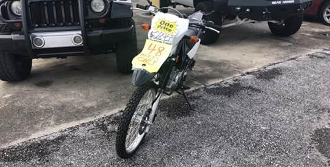 2015 Suzuki DR 200 for sale in Houma, LA