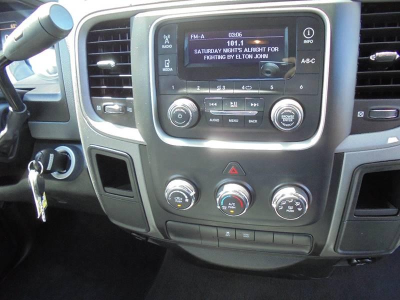 2014 RAM Ram Pickup 1500 4x2 Tradesman 4dr Quad Cab 6.3 ft. SB Pickup - Harrisonville MO