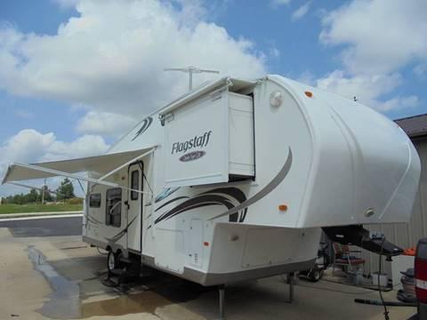 2010 Flagstaff 8528 RKWS
