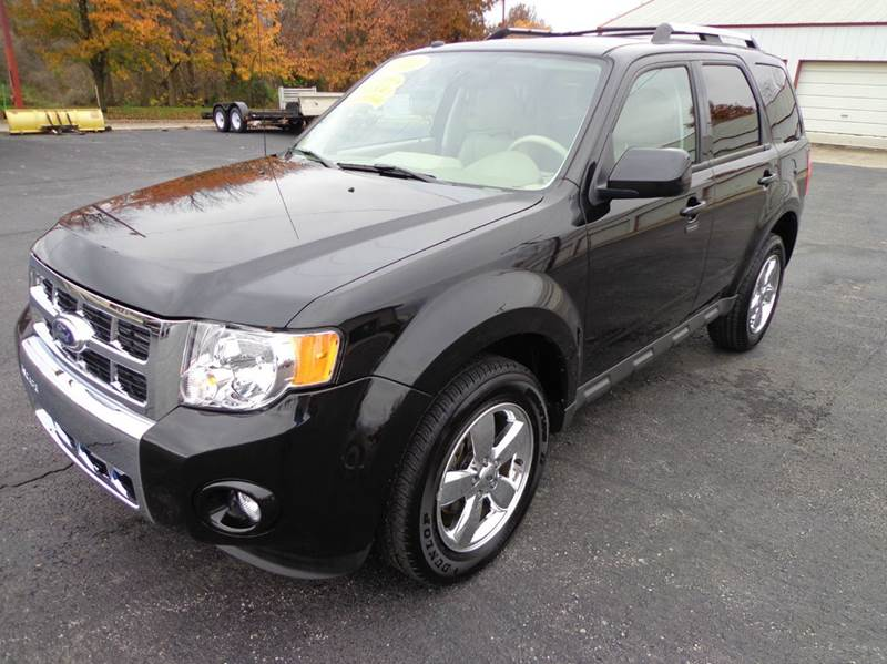 2011 ford escape limited awd 4dr suv in harrisonville mo. Black Bedroom Furniture Sets. Home Design Ideas