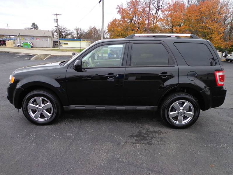 2011 ford escape limited awd 4dr suv in harrisonville mo holland 39 s auto sales. Black Bedroom Furniture Sets. Home Design Ideas