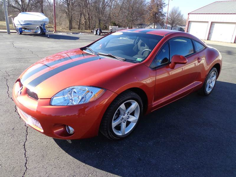 2006 Mitsubishi Eclipse Gt 2dr Hatchback Wautomatic In