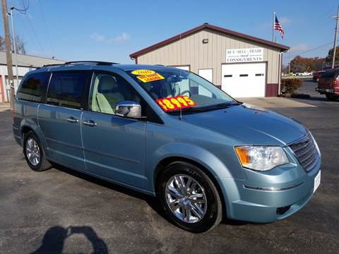 2010 Chrysler Town and Country for sale in Harrisonville, MO