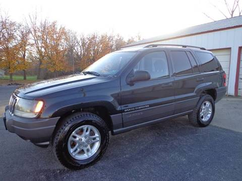 2002 Jeep Grand Cherokee for sale in Harrisonville, MO