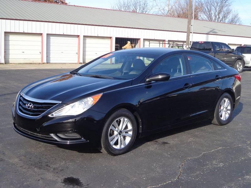 2011 Hyundai Sonata for sale at Holland's Auto Sales in Harrisonville MO
