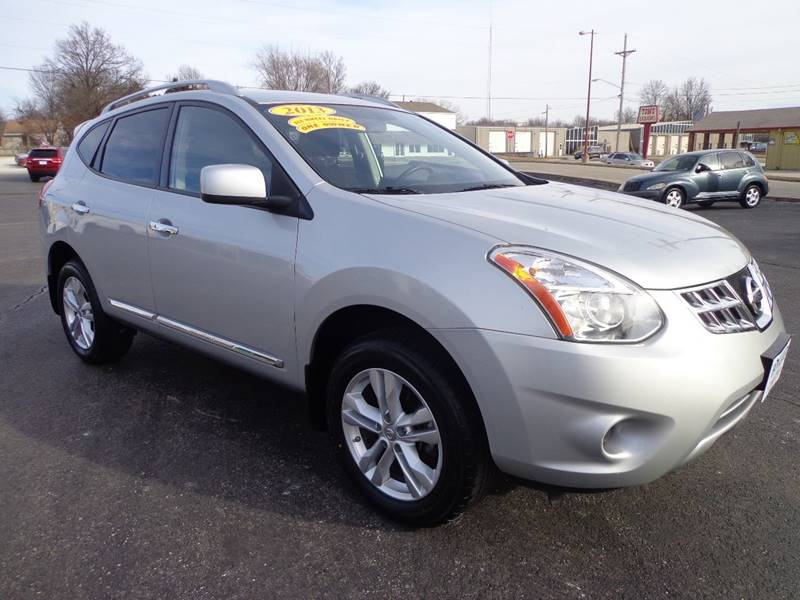2013 Nissan Rogue AWD SV 4dr Crossover - Harrisonville MO