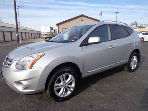2013 Nissan Rogue for sale at Holland's Auto Sales in Harrisonville MO