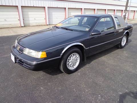 1993 Mercury Cougar for sale at Holland's Auto Sales in Harrisonville MO