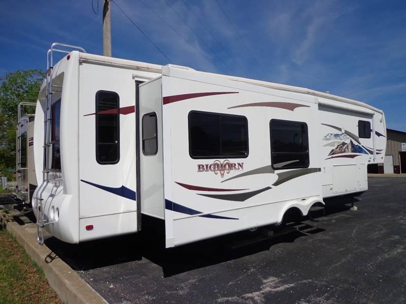 2009 Heartland 3400 RL CYCLONE - Harrisonville MO