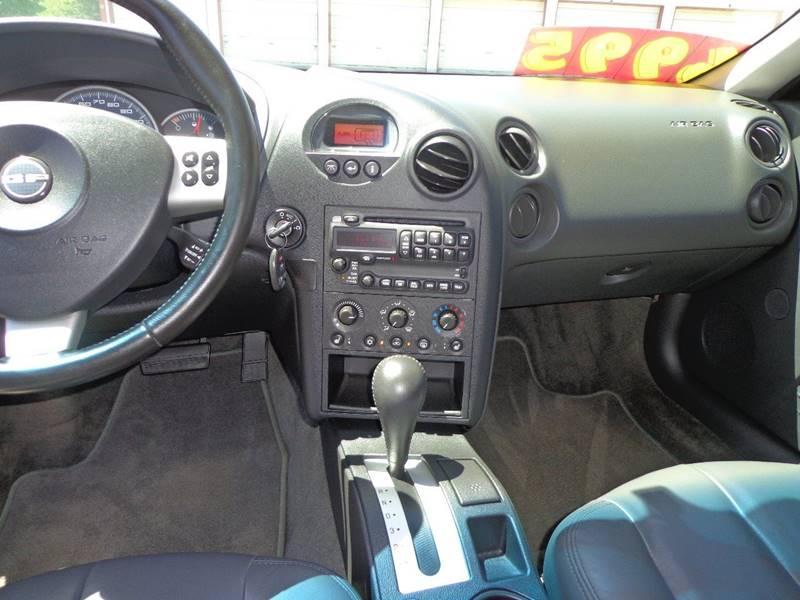 2005 Pontiac Grand Prix GT 4dr Sedan - Harrisonville MO
