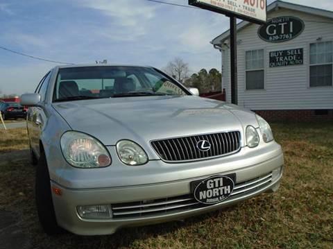 2003 Lexus GS 430 for sale in Durham, NC
