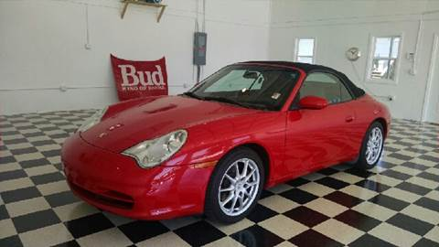 2002 Porsche 911 for sale at Kelly & Kelly Supermarket of Cars in Fayetteville NC
