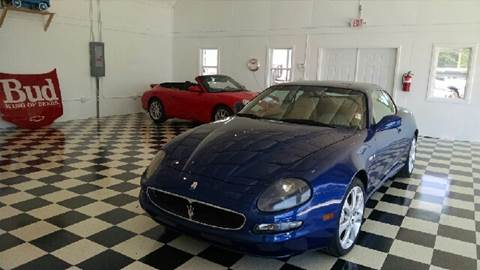 2004 Maserati Coupe for sale at Kelly & Kelly Supermarket of Cars in Fayetteville NC