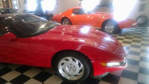 1991 Chevrolet Corvette for sale at Kelly & Kelly Supermarket of Cars in Fayetteville NC