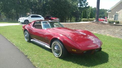1975 Chevrolet Corvette for sale at Kelly & Kelly Supermarket of Cars in Fayetteville NC
