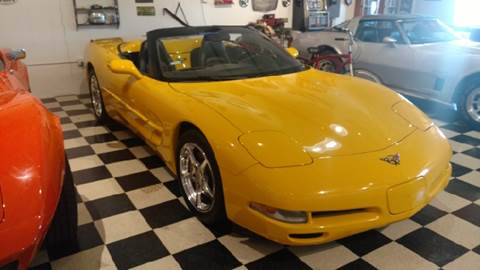 2001 Chevrolet Corvette for sale at Kelly & Kelly Supermarket of Cars in Fayetteville NC