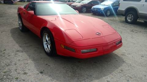1996 Chevrolet Corvette for sale at Kelly & Kelly Supermarket of Cars in Fayetteville NC
