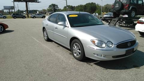 2005 Buick LaCrosse for sale at Kelly & Kelly Supermarket of Cars in Fayetteville NC