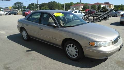 1999 Buick Century for sale at Kelly & Kelly Supermarket of Cars in Fayetteville NC