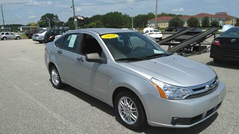 2010 Ford Focus for sale at Kelly & Kelly Supermarket of Cars in Fayetteville NC