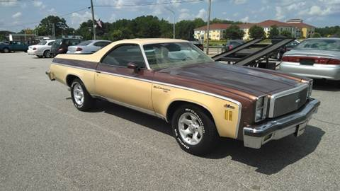 1977 Chevrolet El Camino for sale at Kelly & Kelly Supermarket of Cars in Fayetteville NC