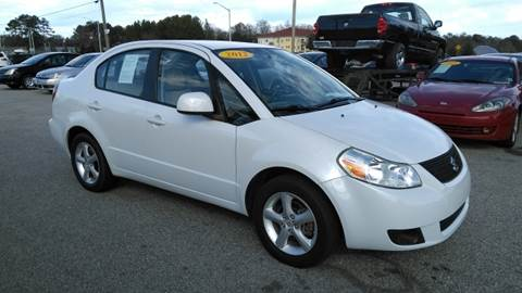 2012 Suzuki SX4 for sale at Kelly & Kelly Supermarket of Cars in Fayetteville NC