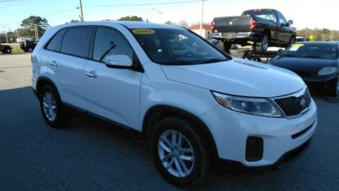 2014 Kia Sorento for sale at Kelly & Kelly Supermarket of Cars in Fayetteville NC