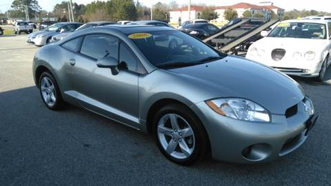 2008 Mitsubishi Eclipse for sale at Kelly & Kelly Supermarket of Cars in Fayetteville NC