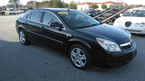2007 Saturn Aura for sale at Kelly & Kelly Supermarket of Cars in Fayetteville NC