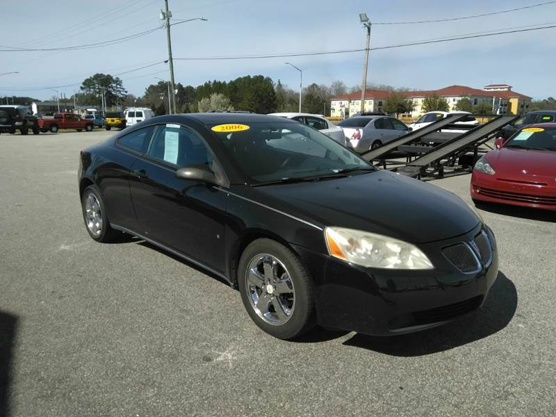 2006 g6 coupe