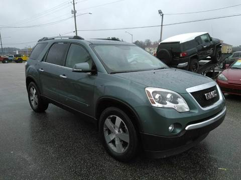 2010 GMC Acadia for sale in Fayetteville, NC