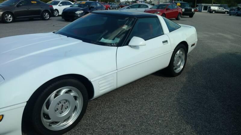 1991 Chevrolet Corvette 2dr Hatchback - Fayetteville NC