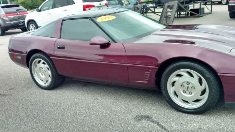 1995 Chevrolet Corvette 2dr Hatchback - Fayetteville NC
