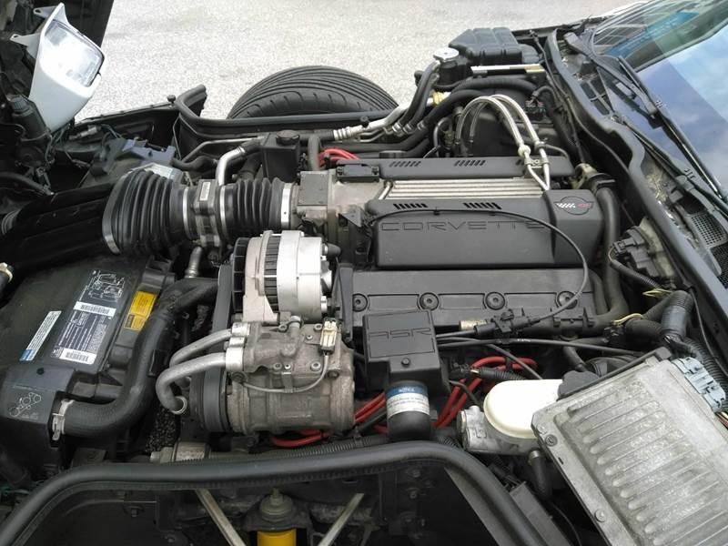 1994 Chevrolet Corvette 2dr Hatchback - Fayetteville NC