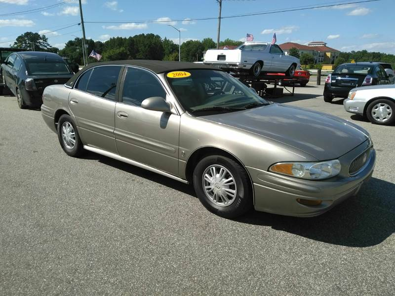 2004 buick lesabre custom 4dr sedan in fayetteville nc kelly kelly supermarket of cars 2004 buick lesabre custom 4dr sedan in