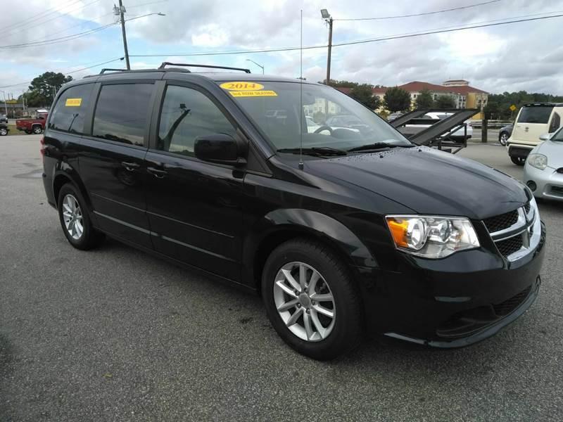 Dodge Fayetteville Nc >> 2014 Dodge Grand Caravan Sxt 4dr Mini Van In Fayetteville Nc