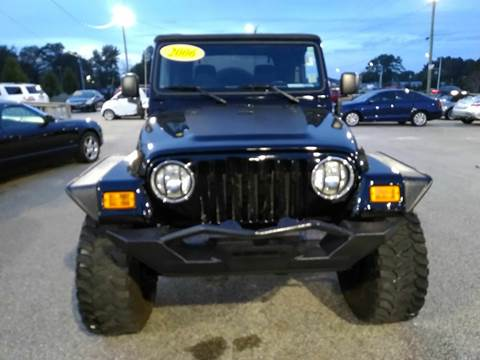 2006 Jeep Wrangler for sale in Fayetteville, NC