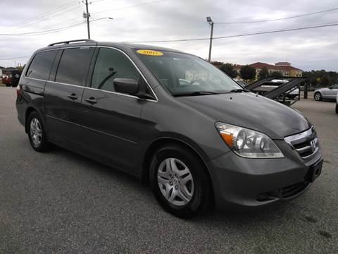 2007 Honda Odyssey for sale in Fayetteville, NC