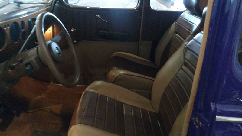 1939 Ford Tudor StreetRod - Fayetteville NC