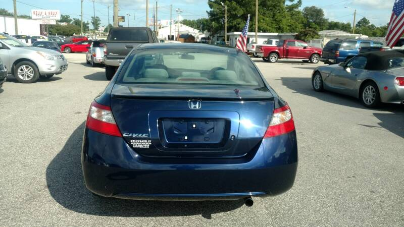 2011 Honda Civic LX 2dr Coupe 5A - Fayetteville NC