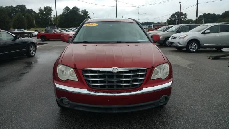 2007 Chrysler Pacifica AWD Touring 4dr Wagon - Fayetteville NC