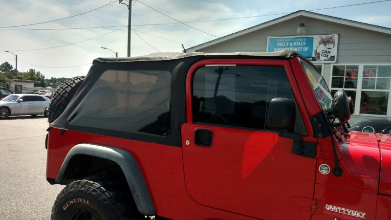 2006 Jeep Wrangler Unlimited 2dr SUV 4WD - Fayetteville NC