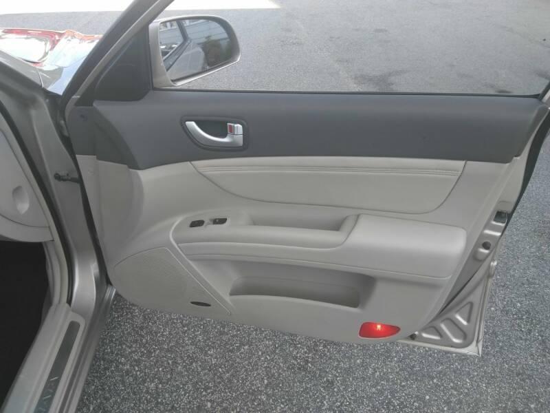 2007 Hyundai Sonata Limited 4dr Sedan - Fayetteville NC